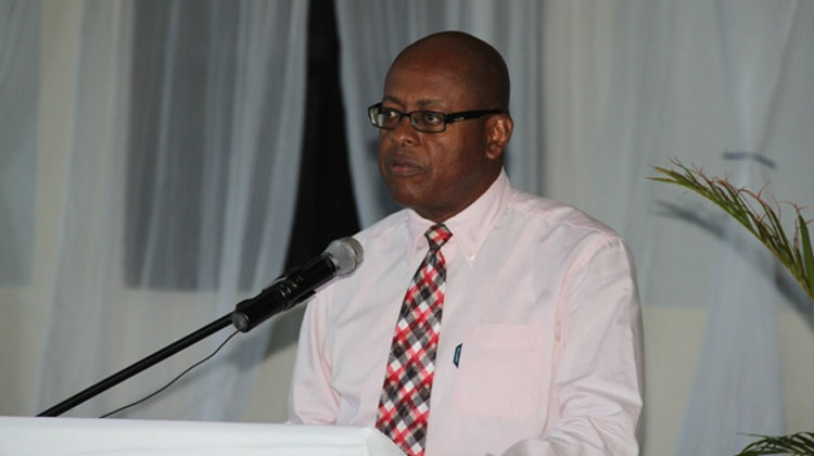Permanent Secretary, Ministry of Finance, NIA delivers remarks at Nevis Financial Services Department's 2014 AML/CFT Awareness Seminar and Training Workshop