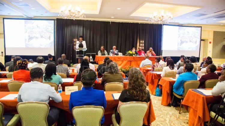 The Nevis Financial Services (Regulation and Supervision) Department (NFSD) held its 12th Annual Anti-Money Laundering/Countering Financing of Terrorism (AML/CFT) Awareness Seminar and Training Workshop on 6th and 7th March 2017 at the Four Seasons Resort Nevis.