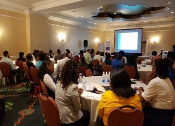 GOVERNMENT OF ST. KITTS AND NEVIS CONDUCTS PRE-ASSESSMENT TRAINING