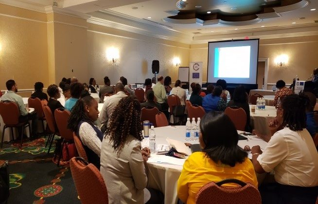 In preparation for the assessment of the Federation of St. Kitts and Nevis for the Fourth Round Mutual Evaluation by the Caribbean Financial Action Task Force (CFATF) to be held during the period 23 March - 3 April 2020, the Government of St. Kitts and Nevis organized a three-day Pre-Assessment Training Workshop during the period 23 – 25 July 2019.